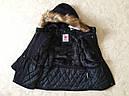 Куртки-парки демисезонные для девочек Glo-Story 92/98-128 р.р., фото 6