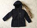 Куртки-парки демисезонные для девочек Glo-Story 92/98-128 р.р., фото 8