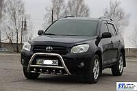 Защита переднего бампера (кенгурятник)  Toyota Rav-4 (10-12), фото 1