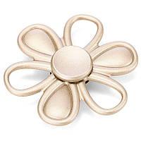 Fidget Spinner металлический спиннер Цветок.
