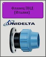 """Фланец Unidelta 90х3"""" ПНД"""