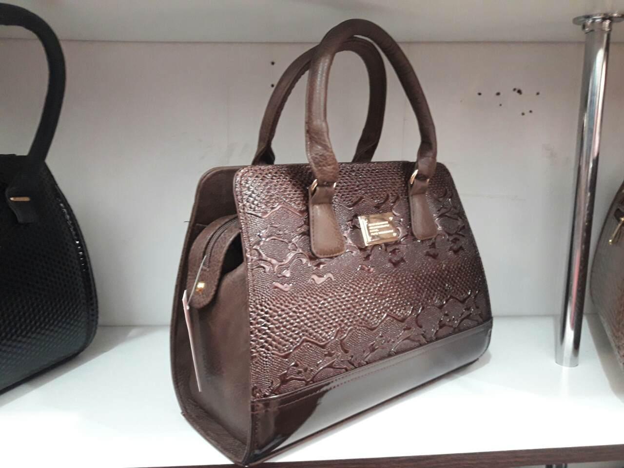 94ba66f806e2 Женская сумка коричневого цвета — купить недорого в Харькове в ...