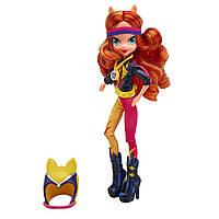Девушка Эквестрия Сансет Шиммер серия Мотокросс оригинальная кукла от Hasbro, My Little Pony Equestria Girls