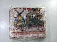 "Пакет полиэтиленовый майка (29+2*7,5х50) ""Подсолнух"", 100 шт\пач"