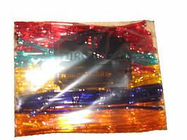"""Мешалка пластиковая для коктейля """"Бамбук"""" 20,5см (100шт)   (1 пач)"""