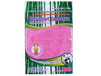 Салфетка тряпка для уборки Бамбуковое волокно, (23*18) (1 пач)