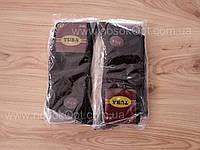 Носки мужские Шёлк (Silk Tuba) черные Турция опт
