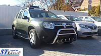 Защита переднего бампера (кенгурятник)  Renault Duster 2009+, фото 1