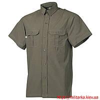 Рубашка тактическая MFH (короткий рукав) Olive