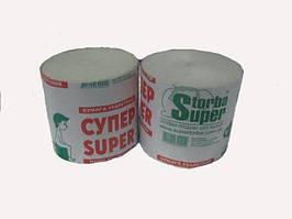 Туалетная бумага серая Супер торба,  20 шт\уп