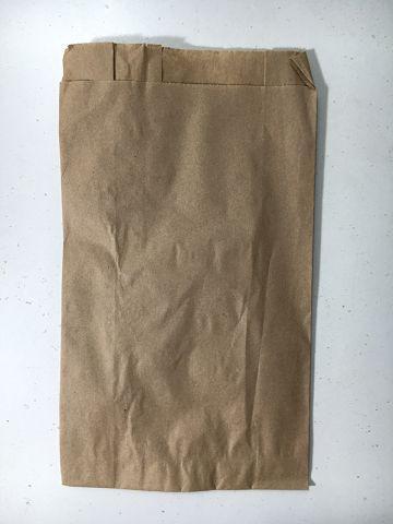 Бумажные пакеты для выпечки,  14/6*23, коричневый, 1000 шт\уп