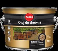 Альтаксин масло для древесины, 10л