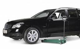 Домкрат подкатной автомобильный с увеличенной высотой подъема, Compac 3T-HC, фото 2