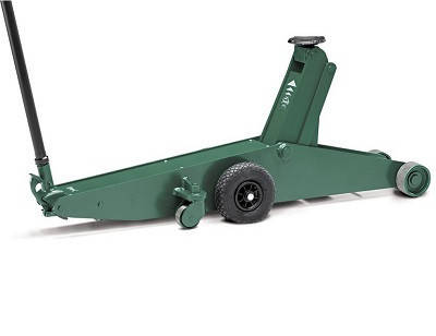 Домкрат подкатной автомобильный с увеличенной высотой подъема, Compac 10T-HC, фото 2