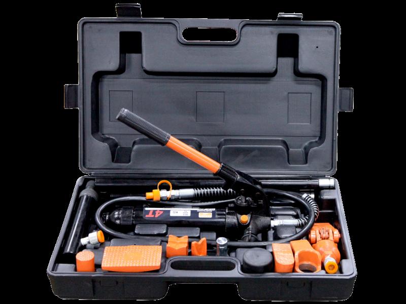 Портативный гидравлический набор для правки, BAHCO, BH8PR10000