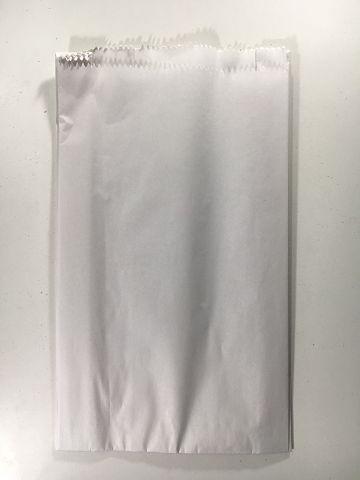 Бумажные пакеты для выпечки,  17/5*32, белый, 1000 шт\уп