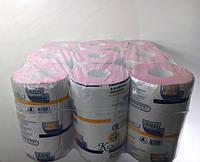 Одноразовые бумажные полотенца  Каховинка 115*182\50мет цветное, 1 шт/пач