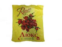 """Пакети майка з малюнком (30*50) """"Люкс Троянда"""" (100 шт)"""