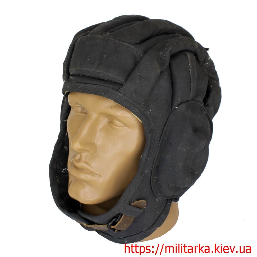 Танковый шлем без гарнитуры СССР