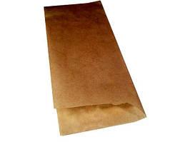Пакет бумажный для хот догов, 10х23см, уголок, коричневый, 2000 шт\уп