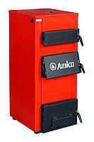 Твердотопливный котел Amica Solid 30 С автоматикой и турбиной
