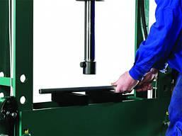 Пресс гидравлический 25 тонн, ручной пневмопривод, Compac, HP25, фото 2