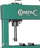 Пресс гидравлический 40т, ножной привод, COMPAC, HP 40, фото 2