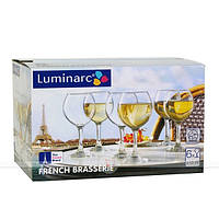 Набор Luminarc OC3 French Brasserie из 6 бокалов для вина H9451/1, фото 1