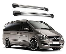 Поперечные рейлинги Mercedes Vito W639 (2003-2014)
