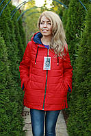 Женская куртка и жилетка два в одном  размеры 52-60