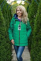 Женская куртка и жилетка трансформер размеры 52-60