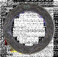 Накладка диска сцепл. ВАЗ 2101-07 сверл. (пр-во ВАТИ,г.Волжский, Россия)