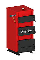 Твердотопливный котел Amica Solid H 23 С механическим регулятором тяги