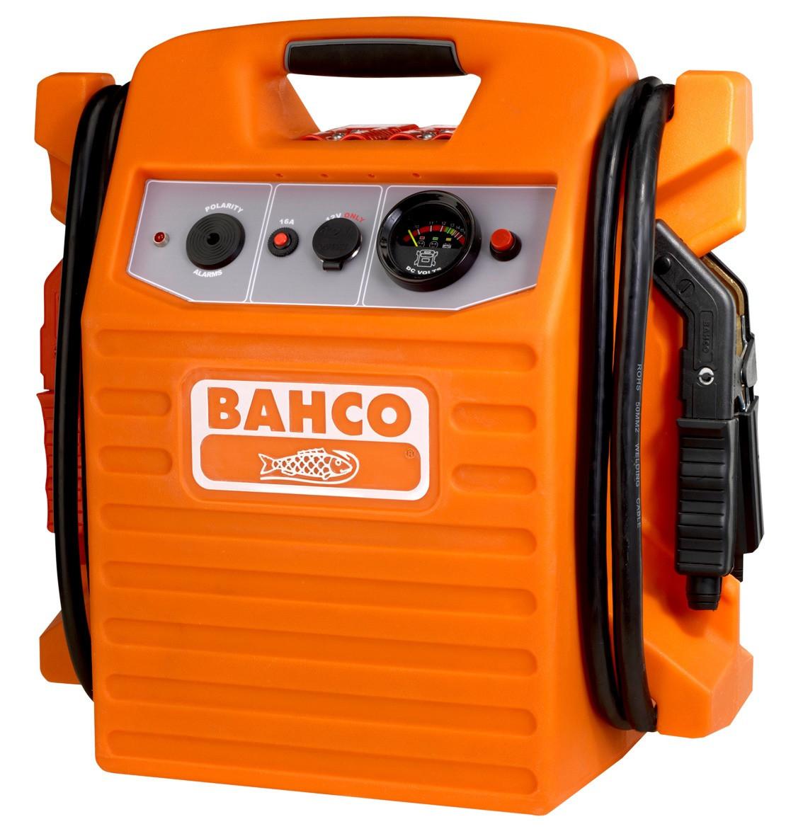 Зарядное устройство, 12 / 24 V 1.700 / 900 CA, Bahco, BBA1224-1700