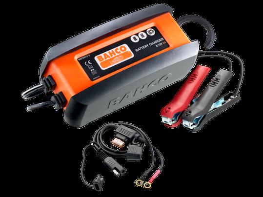 Зарядное устройство 2A / 6-12V, Bahco, BBCE612-2, фото 2
