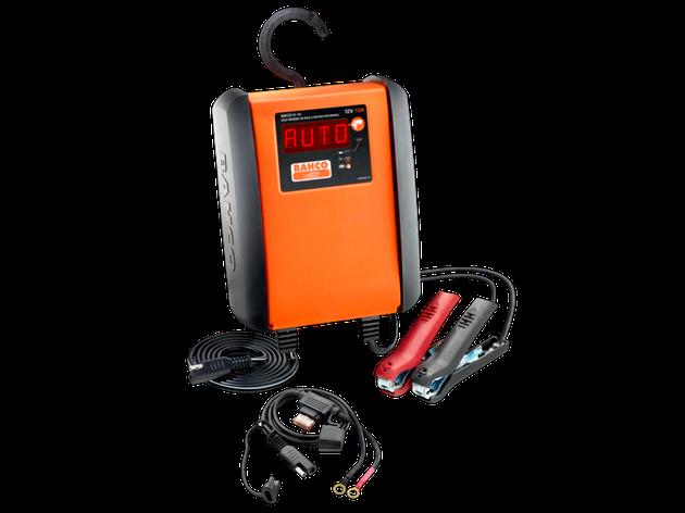 Зарядное устройство 10A / 12V, Bahco, BBCE12-10, фото 2