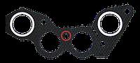 Прокладка трубы впускной ВАЗ 2101-21213 безасб. с герметом (пр-во ВАТИ,г.Волжский, Россия)