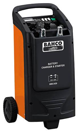 Пуско-зарядное устройство аккумуляторов, Bahco, BBC620, фото 2