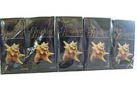 Платки носовые бумажные ароматизированные Bonjour океан, 10 шт\пач