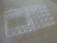 Лоток для перепелиных яиц,20шт ПС-111  , 50 шт\пач