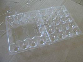 Лоток, упаковка, контейнер для 20 перепелиных яиц, ПС-111