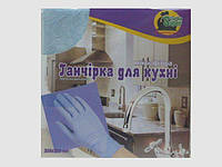 Тряпка салфетка из микрофибры  для кухни Супер Торба (1 пач)
