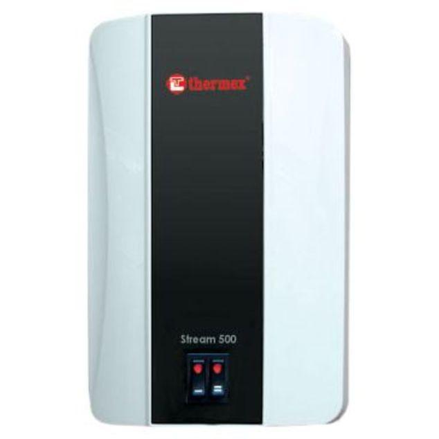 Электрический проточный водонагреватель THERMEX Stream 500(белый)