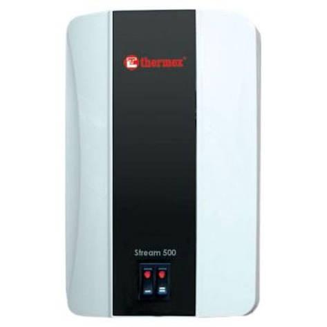 Электрический проточный водонагреватель THERMEX Stream 500(белый), фото 2