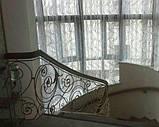 Ковані сходи, огородження сходів, фото 7