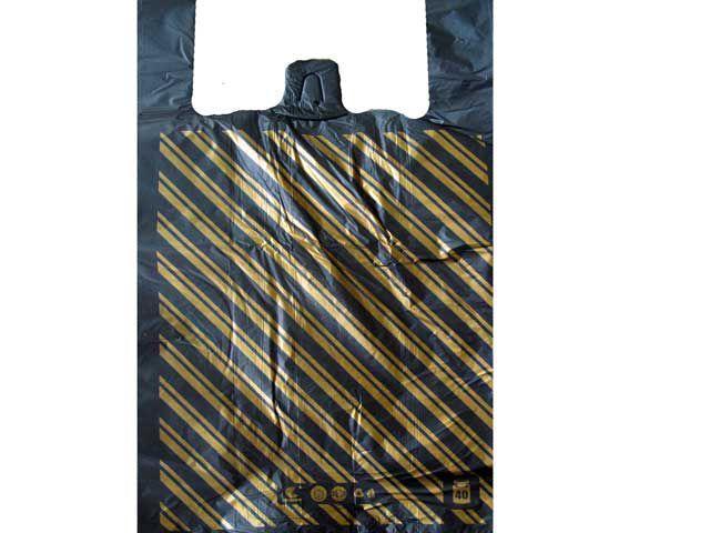 """Пакеты майка с рисунком  (30х50) """"Комсерв"""" Диагональ (100 шт)"""