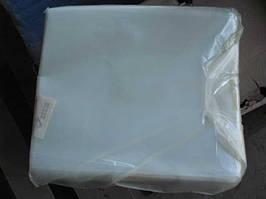 Пакет упаковочный полиэтиленовый для пищевых продуктов 25*40(40мк), 500 шт/уп
