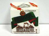 Серветка паперова барна (їдальня) біла, Прем'єр, 65 листів, 10 пач\уп