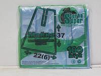 Майка фасовочная пакет №22*38 Супер Торба(100шт)