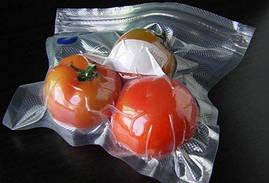 Вакуумные пакеты для хранения продуктов питания 18х25см, 500шт\пач
